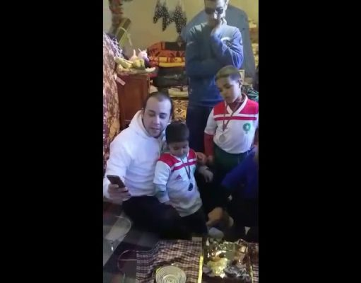 Achraf Hakimi to Visit Young Fan Who Wore His Makeshift Jersey