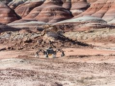 Mars in Morocco: EU Partners Test Space Robotics Technologies in Moroccan Sahara
