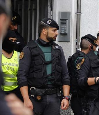 Spanish Police Arrest Algerian For Possible ISIS Ties