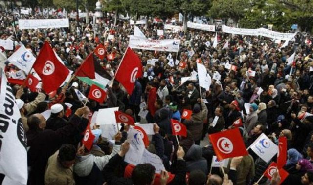 Red Vests: Tunisians Activists Schedule Nationwide Demonstrations to 'Save Tunisia'
