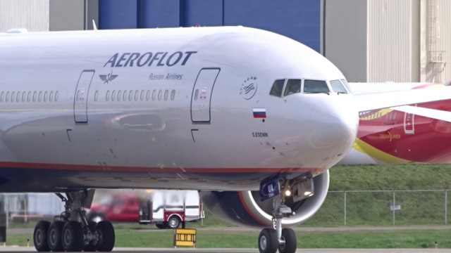 "Russia Arrests ""Drunk"" Aeroflot Airplane Hijacker"