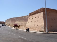 16th Century Cannons Missing from Agadir Kasbah