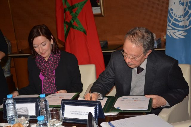 Morocco's HCP, UNDAF Sign Agreement to Track SDGs