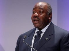 Gabonese President Ali Bongo Leaves Morocco After Recovery