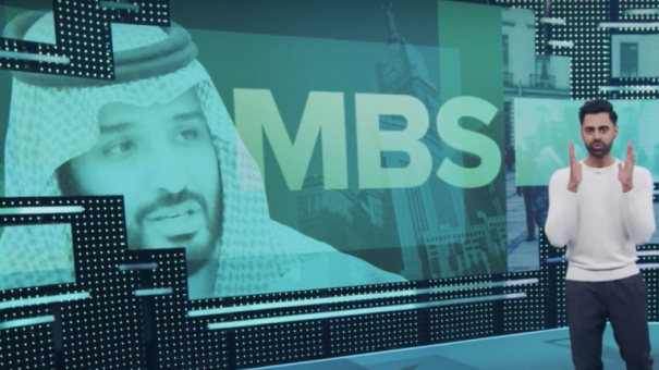 Netflix Pulls MBS Episode of Patriot Act from Saudi Arabia Service