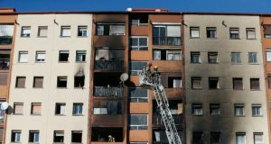 Moroccan Saves 3 Children from 4th Floor of Burning Building in Spain