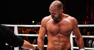 Dutch-Moroccan Kickboxer Badr Hari Fails Doping Test