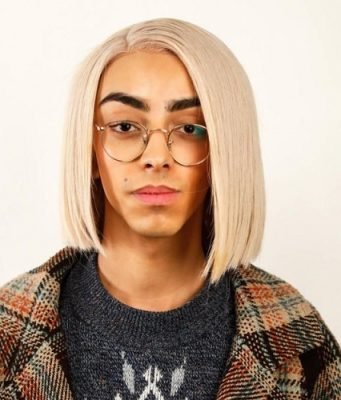 French-Moroccan Singer Bilal Hassani Wins Eurovision Semi-Finals