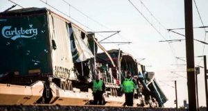 Train Accident in Denmark Kills At Least 6, Injures 16