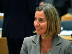 EU High Representative Federica Mogherini to Arrive in Morocco Today