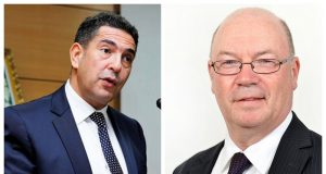 Education Minister Disregards English in Morocco, Not in London