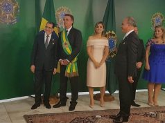El Othmani Joins Pompeo, Latin American Leaders at Brazil Inauguration