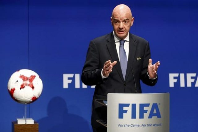 Infantino Not Against European-Moroccan World Cup Bid