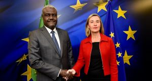 EU, AU to Increase Institutional Cooperation on 'Shared Challenges'