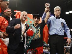 French-Moroccan Nordine Oubaali Wins the WBC World Bantamweight Title