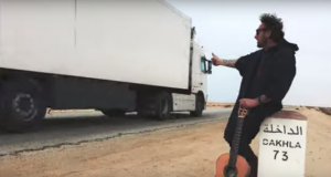 French Singer Pep's Dedicates Song to Morocco's Dakhla City