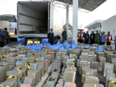 Police Seize More Than 13 Tons of Hashish in Morocco's Tangier-Med Port