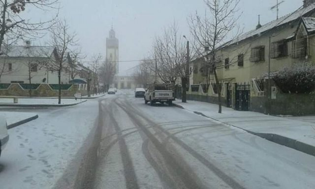 Morocco to Get Rain in Some Regions, More Snow in the Atlas Tuesday