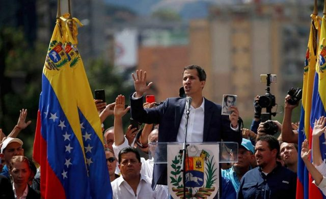 Venezuela's Juan Guaido Sends Special Thanks to Morocco