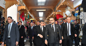 King Mohammed VI Reviews Old Cities Renovation Projects