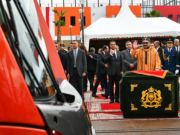 King Mohammed VI Inaugurates 2nd Casablanca Tramway Line