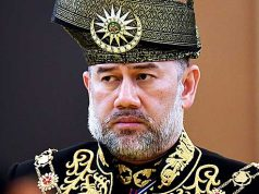 Malaysian Sultan Muhammad V Steps down from Throne