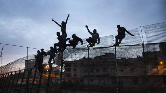 52 Migrants Stormed Fence to Enter Spanish Enclave of Melilla