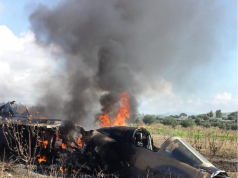 Moroccan Air Force Mirage F1 Crashes in Northern Morocco, Pilot Safe
