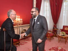 King Mohammed VI Wants Rachdi to 'Go Far' in Fight Against Corruption