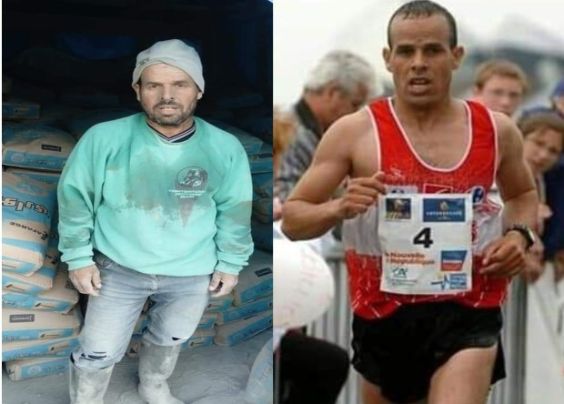 From Olympian to Laborer, the Dire Situation of Abderrahim Ben Redouan