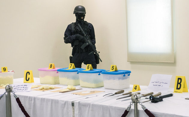 Morocco's BCIJ Dismantles New ISIS Terror Cell in Eastern Morocco