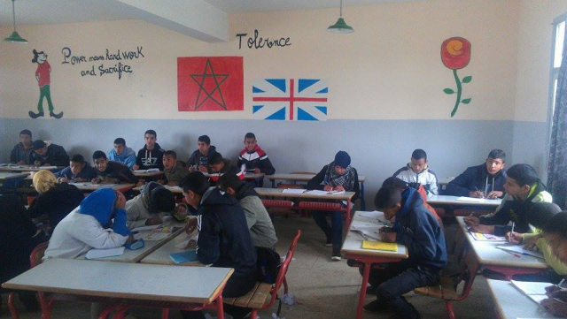 French Vs. English: How Morocco Is Debating Foreign Languages in Schools