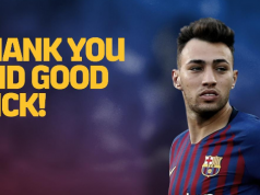 Munir El Haddadi Leaves Barcelona for Sevilla