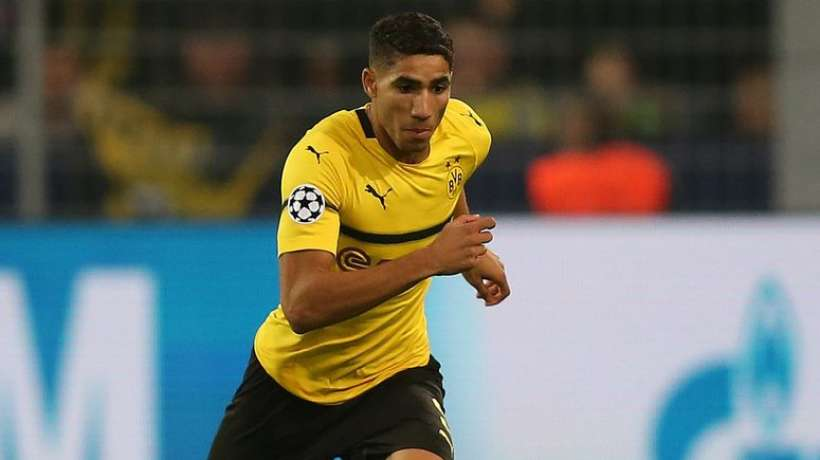 Image result for Achraf Hakimi