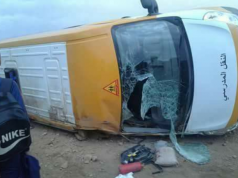 School Bus Overturns in Morocco's Berrechid, Kills 1 Student, Injures 6