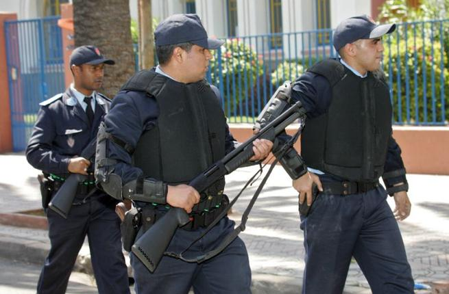 Moroccan Police Arrest 2 French Nationals Trafficking Drugs