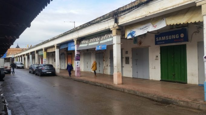 Morocco's Merchants Close Shops Protesting Electronic Invoicing Law