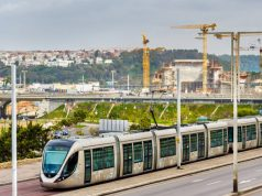 Morocco's Tramway Extension of Rabat Line 2 to Begin Service February