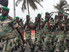 Morocco Denies Presences of Its Military in Gabon