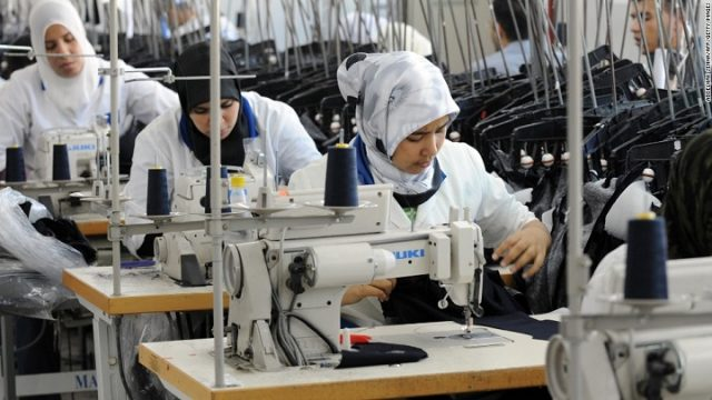 Morocco Loses 46,000 Jobs Because of Turkish Textile Imports