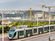 Alstom Delivers Extra Tramway Trains for Rabat - Salé Stations