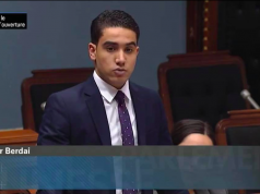 Youth Parliament of Quebec Elects Moroccan Student