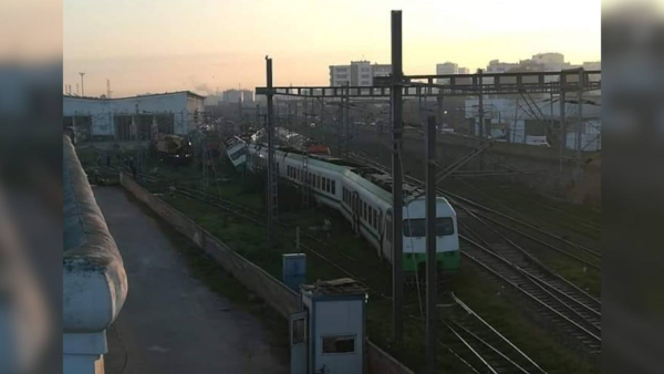 ONCF Train Derails in Casablanca, No Passengers Aboard