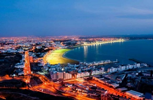 Over 1 Million Tourists Flocked to Morocco's Agadir in 2018