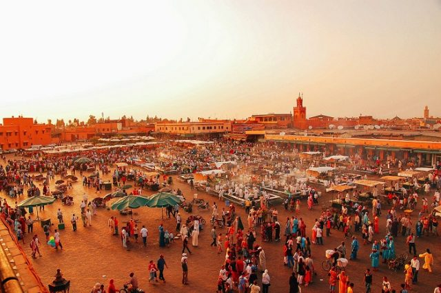 Morocco Ranks in Top 4 Fastest Growing Destinations for US Tourists