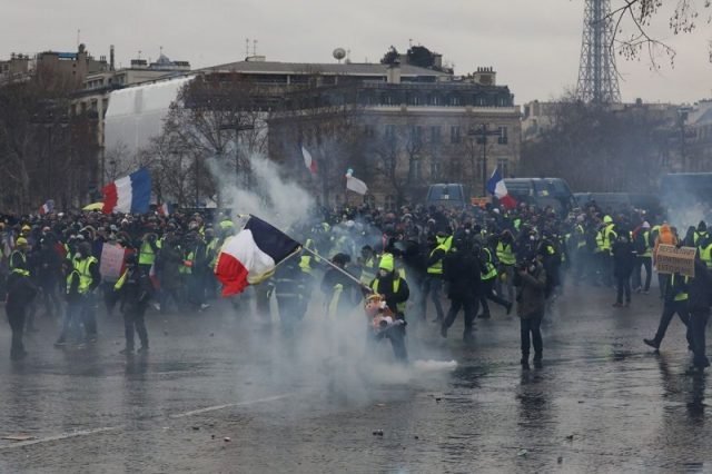"""""""Apocalypse Now"""" In Paris and French Provinces"""