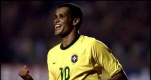 Brazil's Rivaldo Signs with Morocco's Chabab Mohammedia Football Club