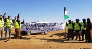 In Tindouf, Yellow Vests-Styled Protests Denounce Algeria's Restrictive Measures