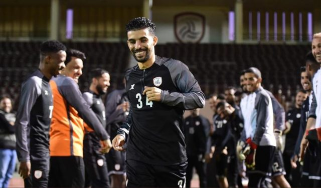 Saudi Arabia's Al Shabab Warmly Welcomes Morocco's Mbark Boussoufa