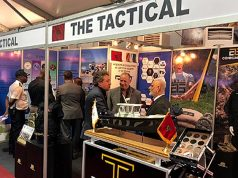 Morocco Displays Security Equipment at ShieldAfrica 2019